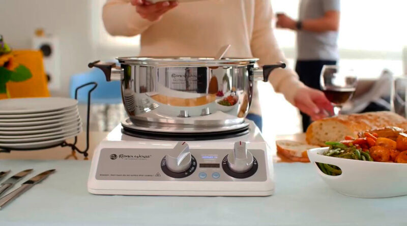 Con Rena Ware Multi Cooker conviertes tu olla en una arrocera