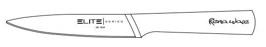 cuchillo utilitario
